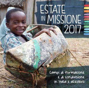 Campi di formazione e condivisione in Italia e all'estero 2017