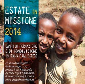 campi di formazione e di condivisione in Italia e all'estero