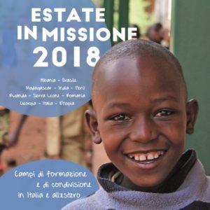 La copertina dei campi estivi estivi di formazione in Italia e all'estero