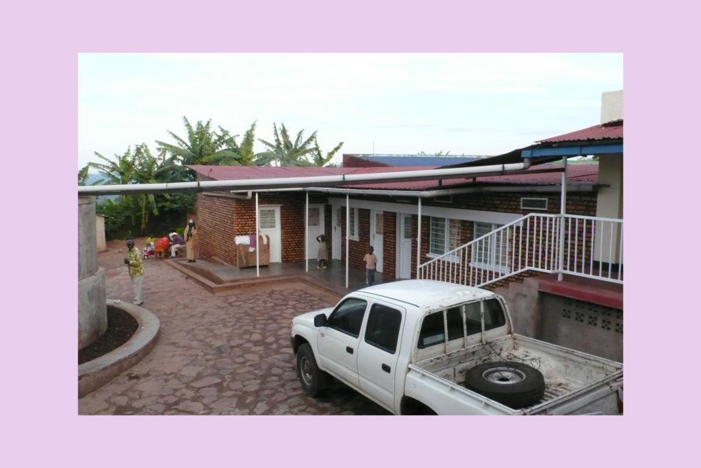 La Casa Amahoro di Mukarange Rwanda
