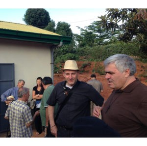 preti in Madagascar