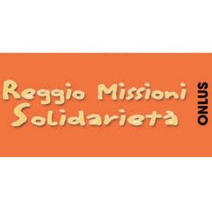 il logo di Reggio Missioni ONLUS