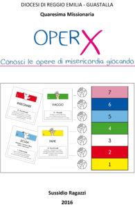 OperX conosci le opere di misericordia giocando