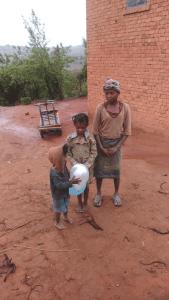 i bambini di Ampasimanjeva, Madagascar