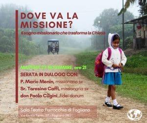 Il sogno missionario che trasforma la Chiesa