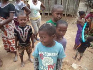 I bambini della scuoletta Papillon