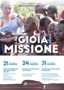 La gioia della missione