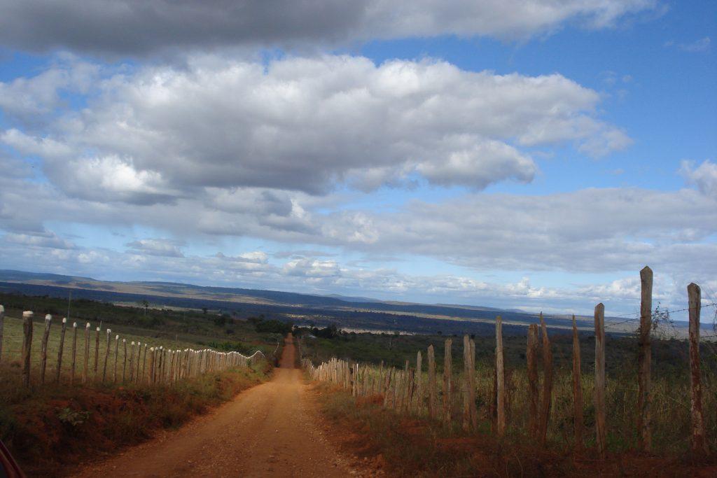 la strada verso Ipirà