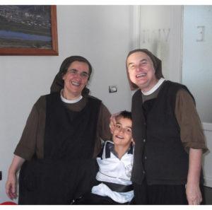 suore delle Case della carità in Albania