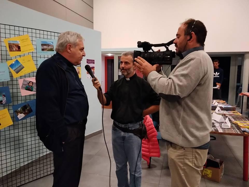 Don Mirko e P Giulio Albanese