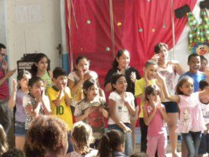 i bimbi delle scuole di padre Gianchi