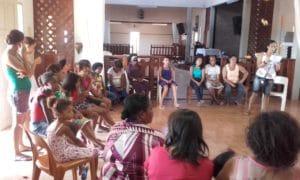 Incontro delle donne di Arcoiris