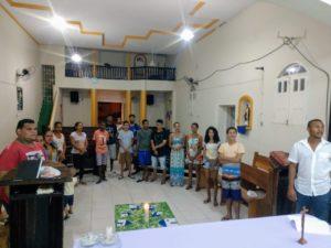 Incontro settimanale con la pastorale giovanile