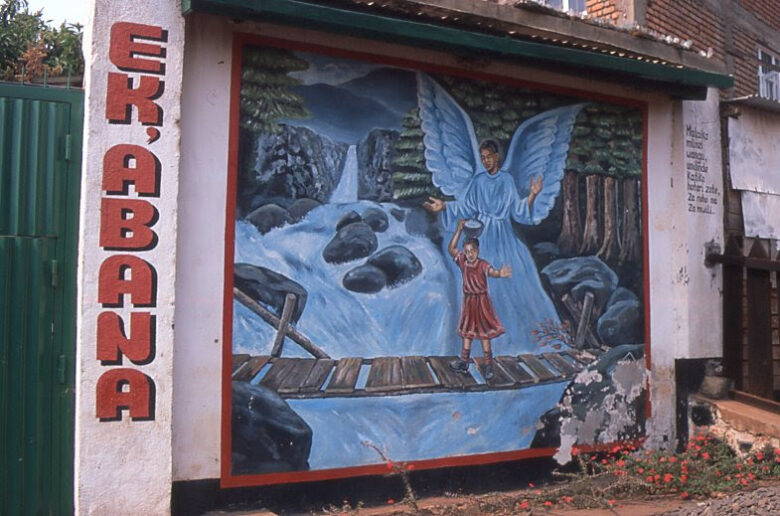 Congo l'entrata di ek'abana