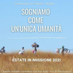 Estate in missione 2021